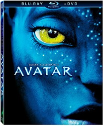 Avatar bluray box
