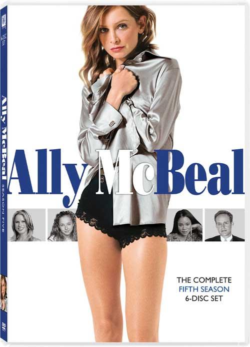 Ally McBeal Season 5 movie