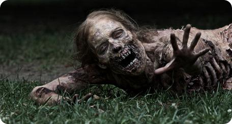 girl zombie The Walking Dead AMC tv show image