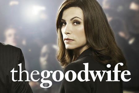 Good Wife, with Julianna Margulies