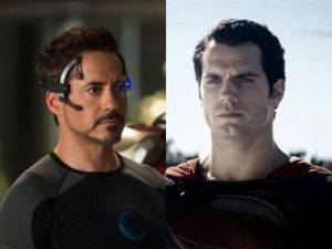 Cavill is NOT RDJ, so don't even compare the two.