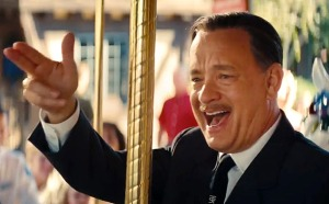 SAVING MR. BANKS - TRAILER NO. 1 -- Pictured: Tom Hanks (Screengrab)