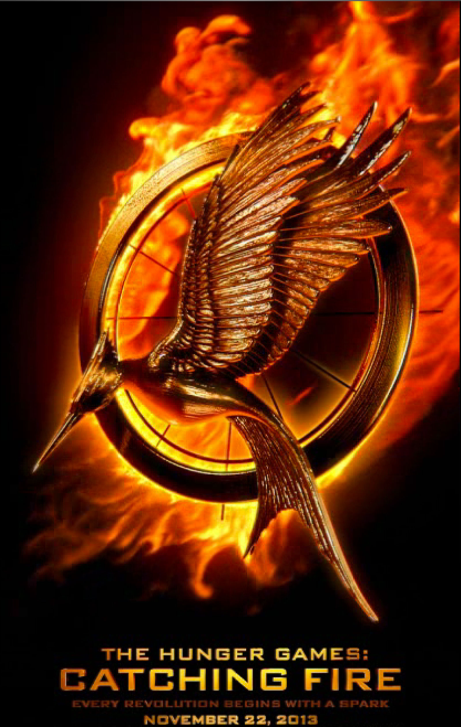 Review Of The Hunger Games Catching Fire 2013