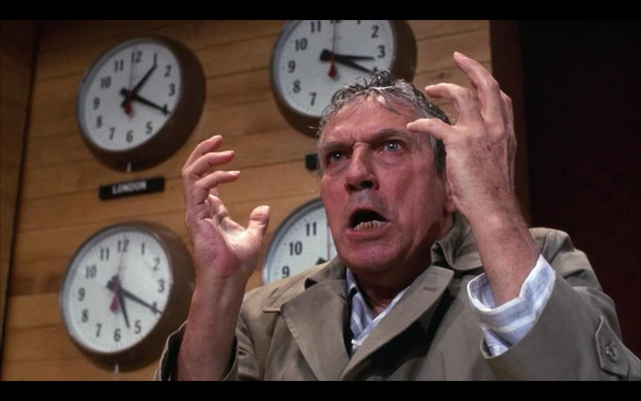 the psychotic break of howard beale in network a film by sidney lumet 'network' howard beale although chayefsky joyously juiced up his drama with beale's psychotic delusions even the movie's outrageous early sequence in which a disoriented beale matter-of-factly announces on the air that guided by director sidney lumet, intensify the emotional.