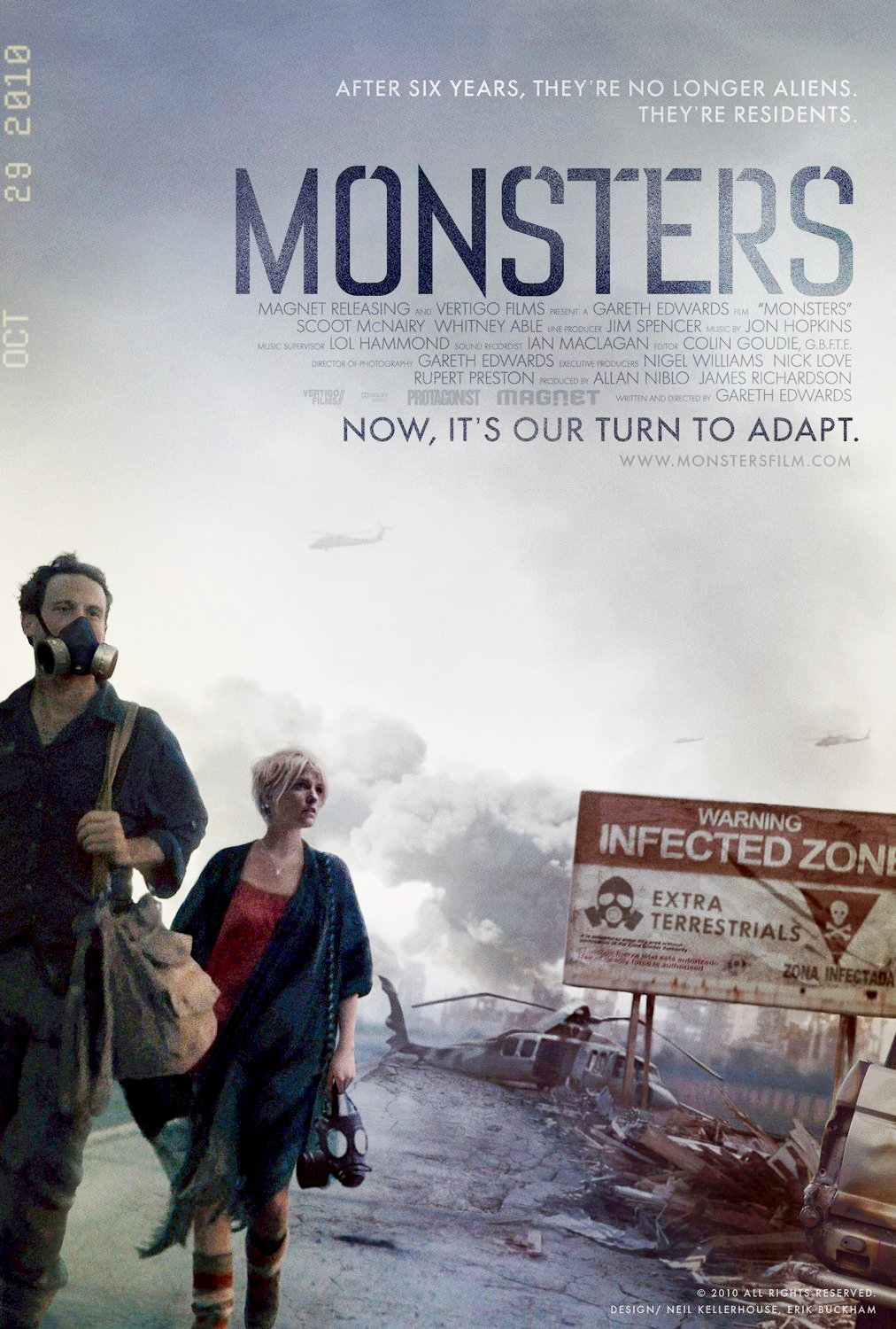 Monsters 2010