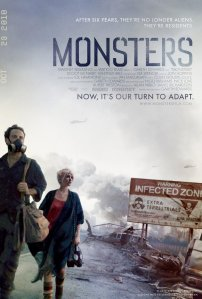 Monsters (2010) Gareth Edwards - Poster 12