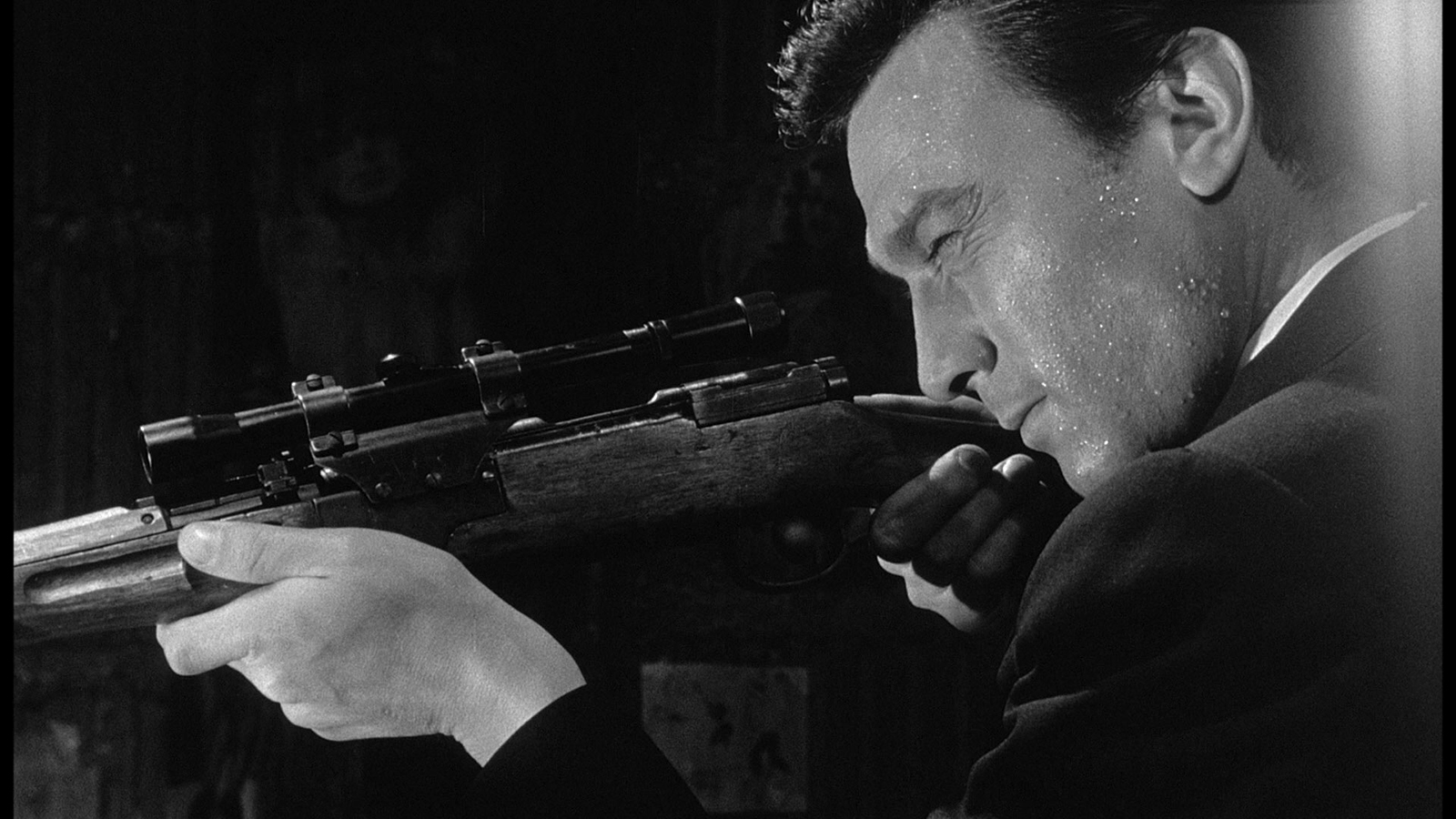 film review of the manchurian candidate Cite this film review:  the manchurian candidate as a reflection of the 1950s  an analysis of the garden club scene in the film the manchurian candidate,.