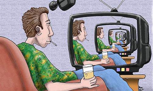 reality television is not real Reality tv is not handcuffed to any professional moral standard, or code of ethics we as an audience have relaxed our expectations towards the reality in reality tv.