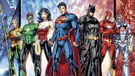 New52 Justice League