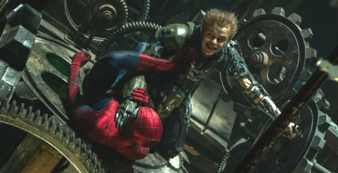 Green Goblin Amazing Spider-Man 2