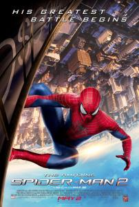 The-Amazing-Spider-Man-2 poster