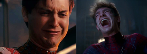 Tobey Maguire vs Andrew Garfield