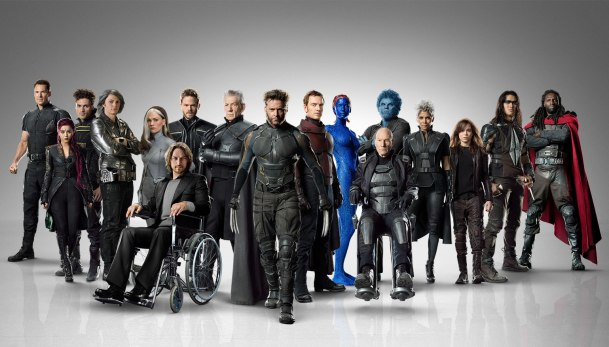Days of Future Past Cast