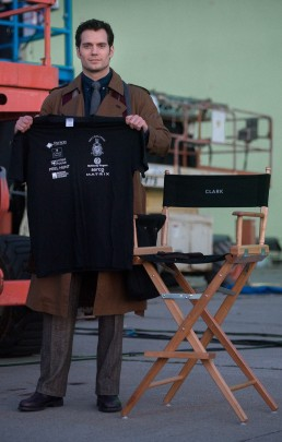 Henry Cavill Clark Kent