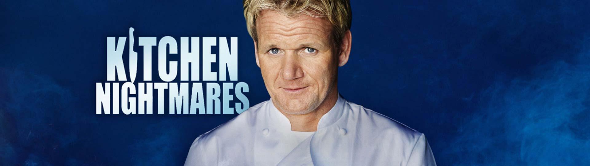 "Gordon Ramsay announces the end of ""Kitchen Nightmares"""