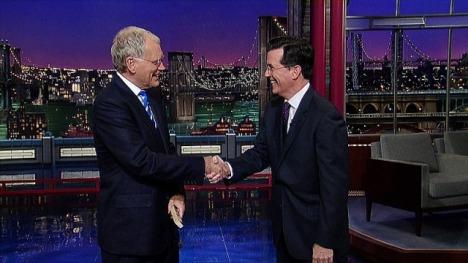 Late Show Colbert