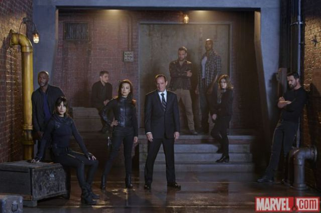 Agents of SHIELD Season 2
