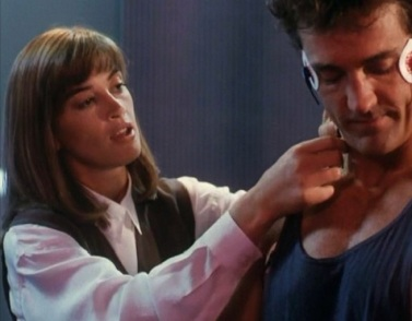 Amanda Pays Tina McGee The Flash