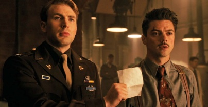 Dominic Cooper Captain America