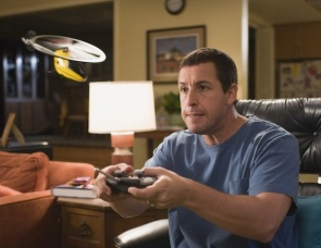 Adam Sandler will star in four Netflix-exclusive films.