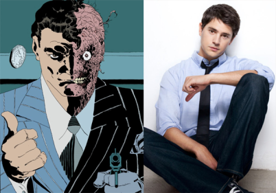 Nicholas D'Agosto Two Face