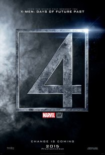 Fantastic Four poster 2015