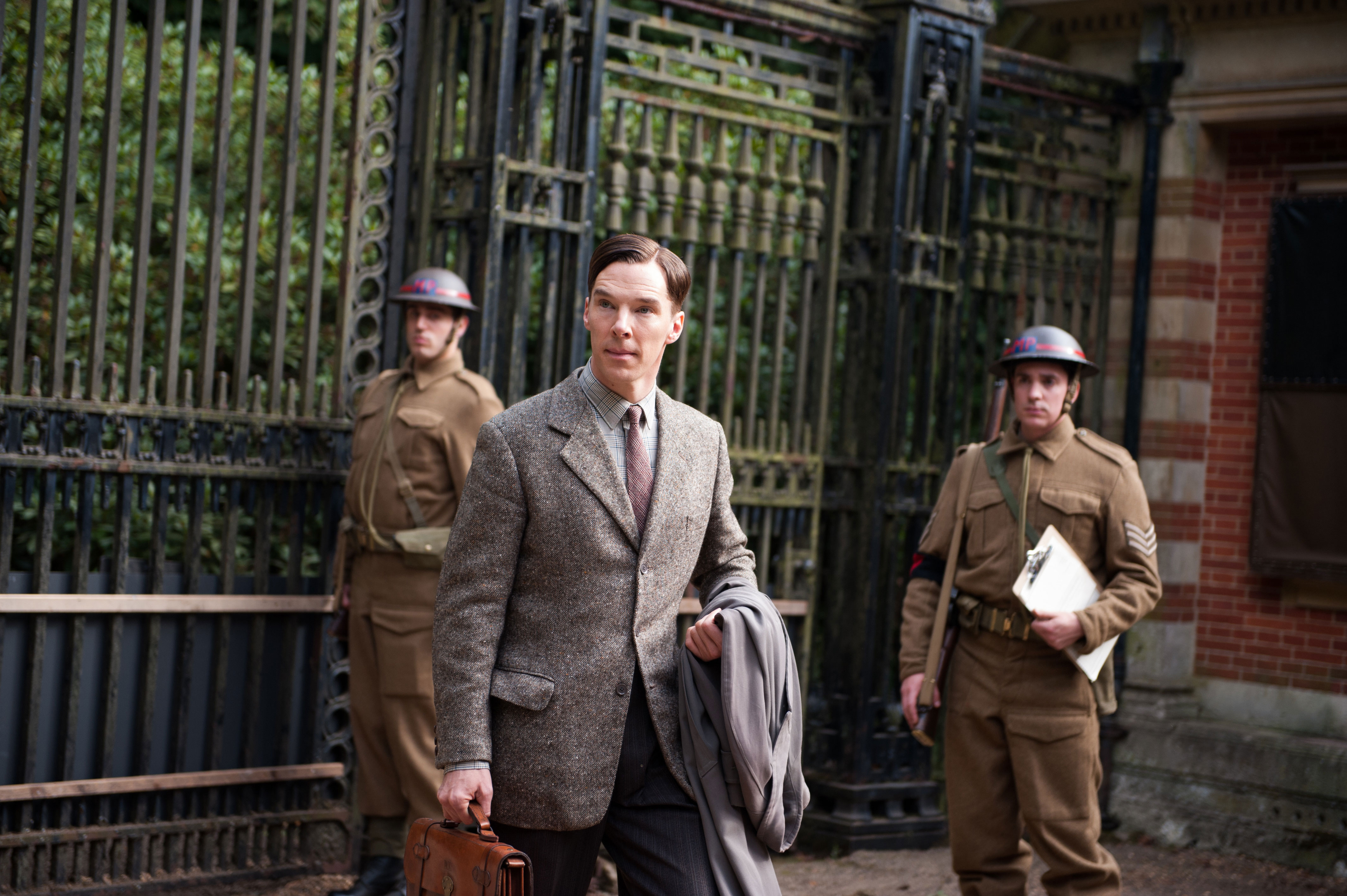 Paul S Review Of The Imitation Game 2014 Cumberbatch And More Cumberbatch