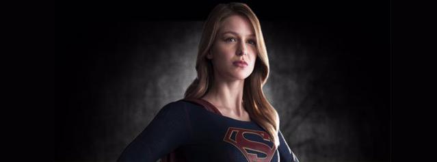 Supergirl Melissa Benoist banner