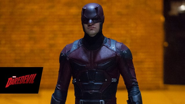 Daredevil red costume netflix