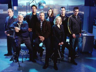 CSI Cast
