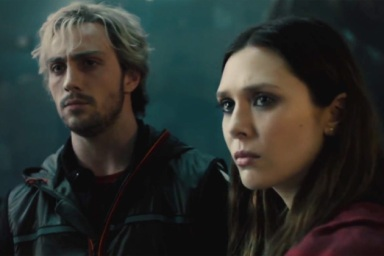 Quicksilver Scarlet Witch