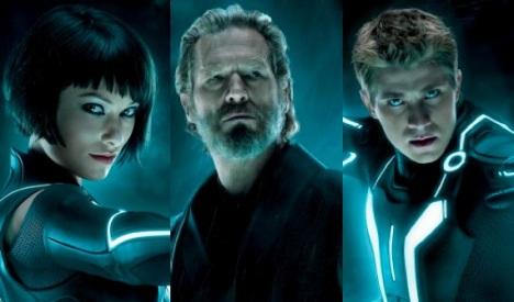 TRon Legacy cast