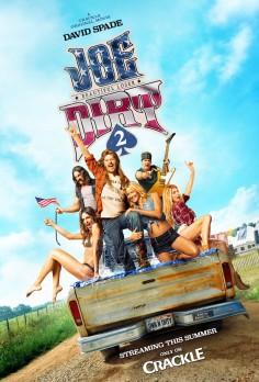 Joe Dirt 2 poster
