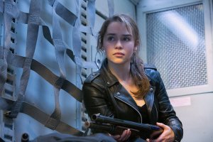 Emilia Clark as Sarah Connor