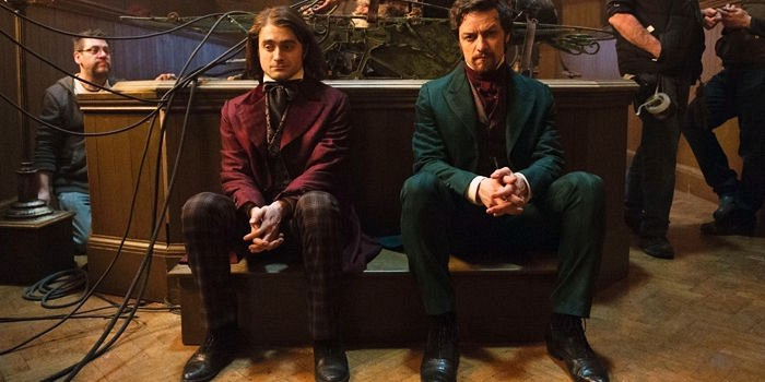 """Movie Review – """"Victor Frankenstein"""" (2015) – All You Need ..."""