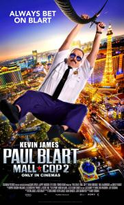 Paul Blart Mall Cop 2 poster