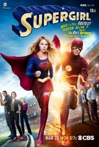 Supergirl Flash