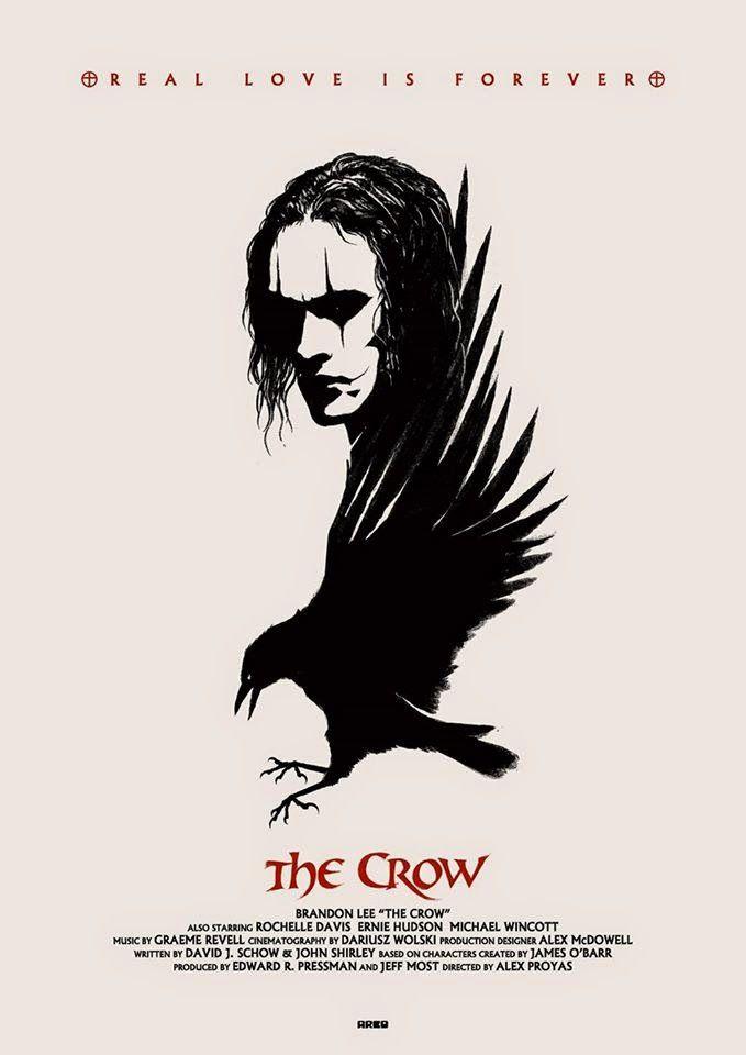 film critique the crow 12 juin 2012  critique du film the crow réalisé par alex proyas avec brandon lee, michael  wincott, ernie hudson.