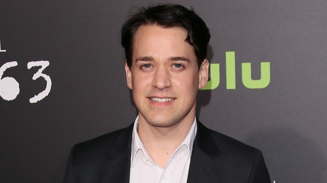 WESTWOOD, CA - FEBRUARY 11: Actor T.R Knight attends the premiere of Hulu's '11.22.63' on February 11, 2016 in Westwood, California. (Photo by JB Lacroix/WireImage)