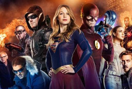 arrow-flash-legends-supergirl-poster