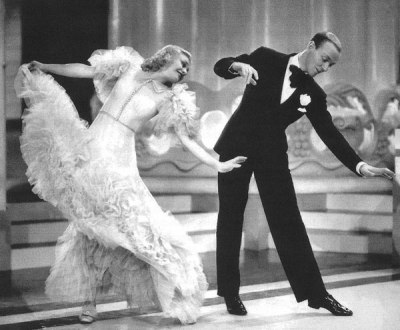 Image result for swing time 1936
