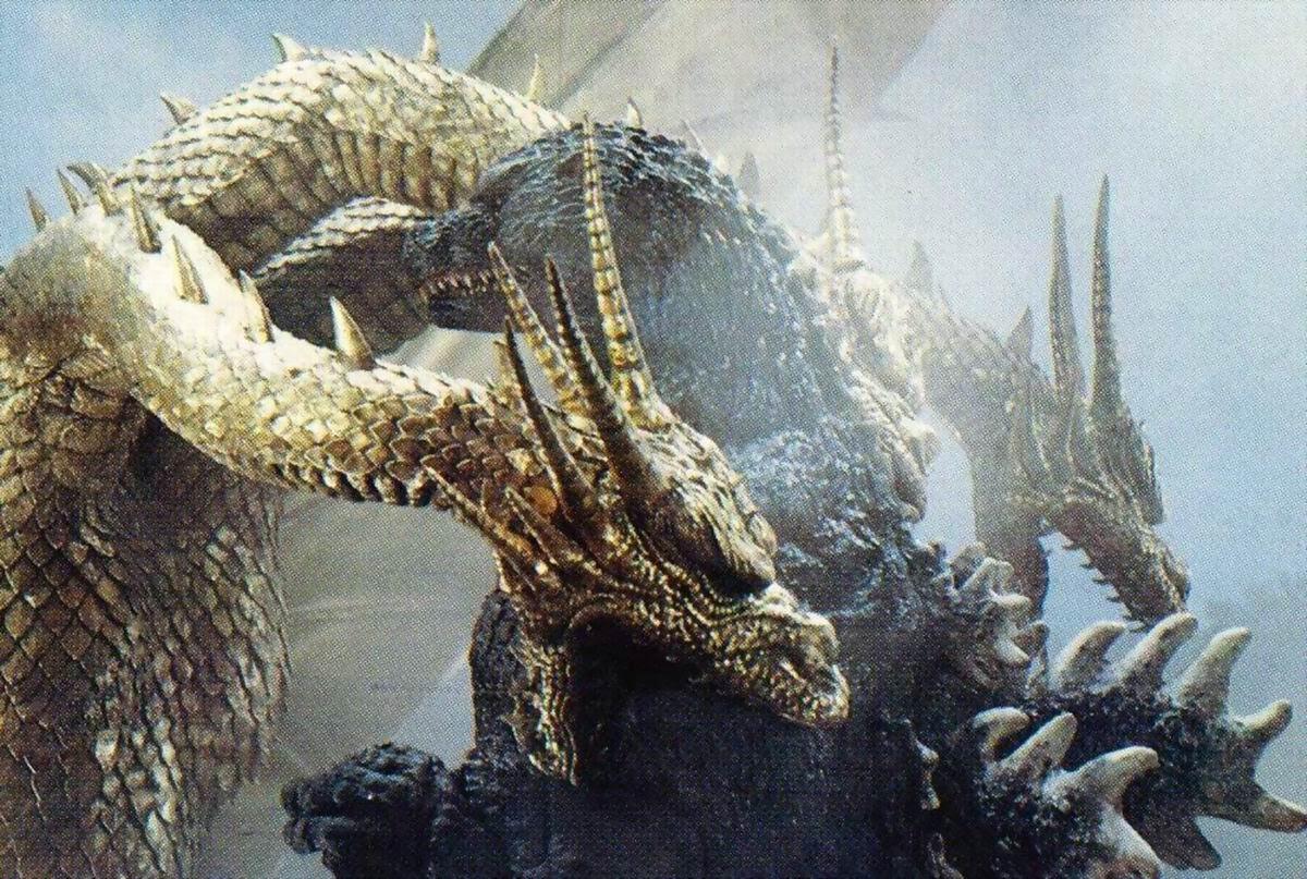 "Number 21 – ""Godzilla vs  King Ghidorah"" (1991)"