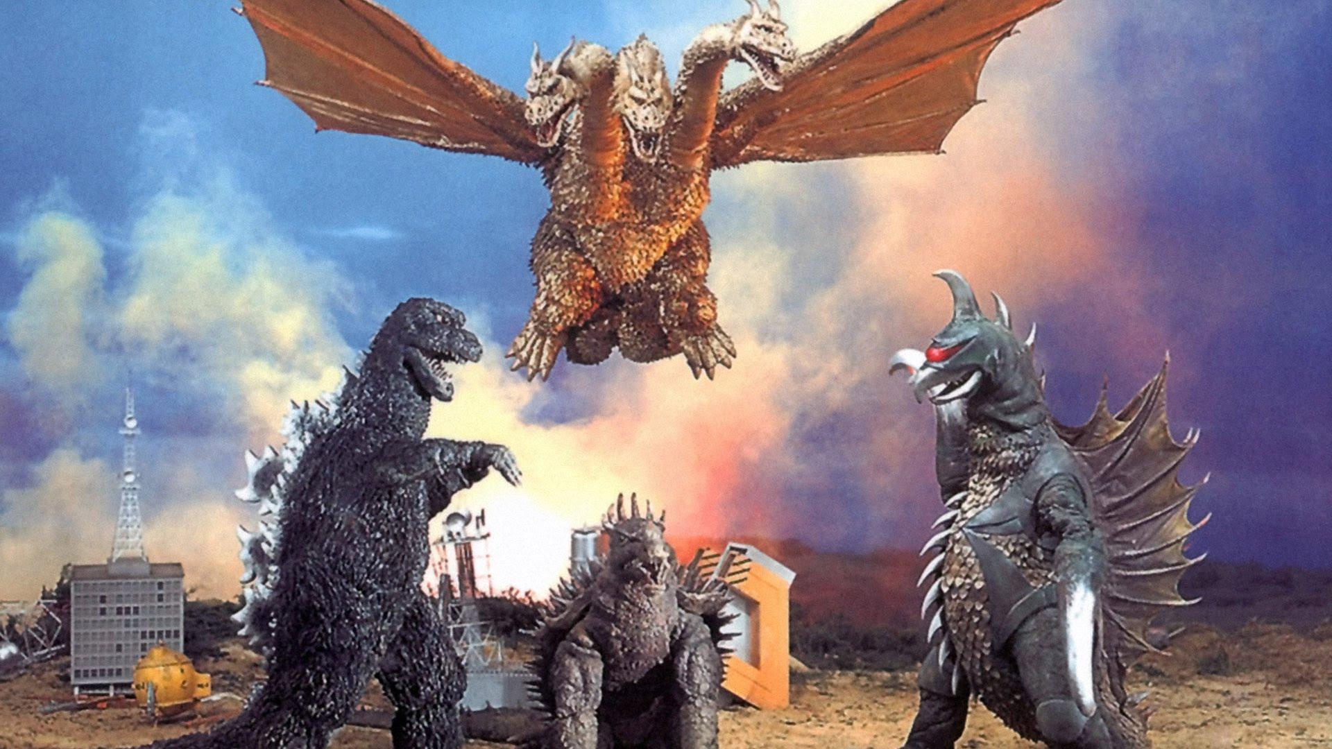 Number 19 Godzilla Vs Gigan 1972